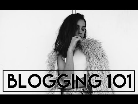 FASHION BLOGGING: My advice, lessons & stories