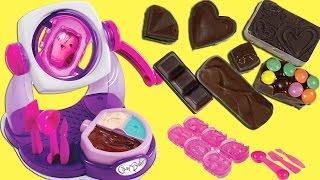 Bayram Çikolatası | Çikolata Yapımı | EvcilikTV Nasıl Yapılır