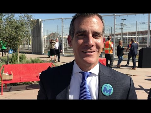 Measure M Monrovia Press Conference Highlights San Gabriel Valley Job Creation