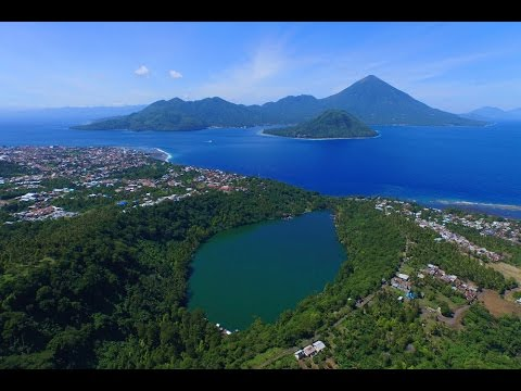 Wonderful Ternate. North Maluku. Indonesia