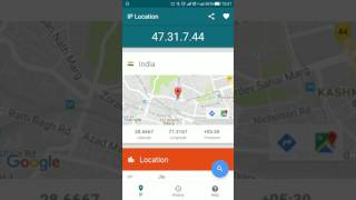 ip location tracker from google store