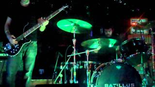 "Batillus ""And The World Is As Night To Them"" live at The Haunt - Ithaca Underground 7.9.11"