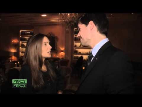 Juliette Longuet - NY NY / Paris Paris - Hotel Le Bristol - Paris