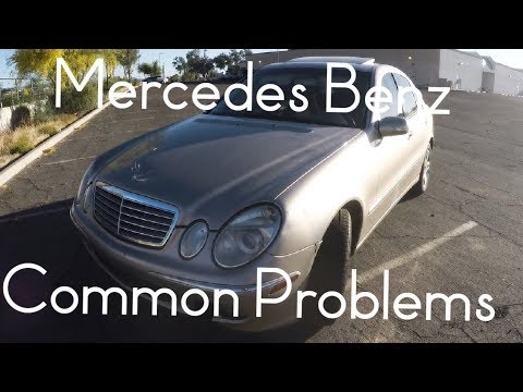 Mercedes Benz Buyer's Guide - Common Problems: 97' to 06'