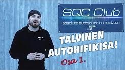 SQC Club Finland Wintercup 2019 - Parhaat palat!