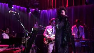Macy Gray - Relating to a Psychopath - The Ardmore Music Hall 2017