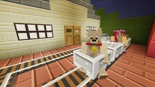Minecraft Xbox - Toy Train [130]