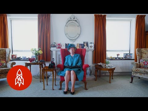 A Day in the Life of the Queen's Double