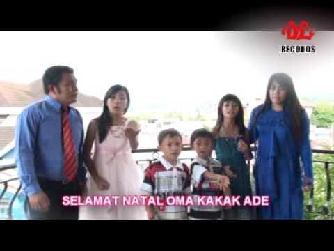 Lagu Manado 2016 - NATAL  BERSAMA KELUARGA - Feyke Robot & Family