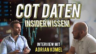 CoT Daten – wissen die Insider mehr als wir? | Interview Adrian Kömel - Teil 1