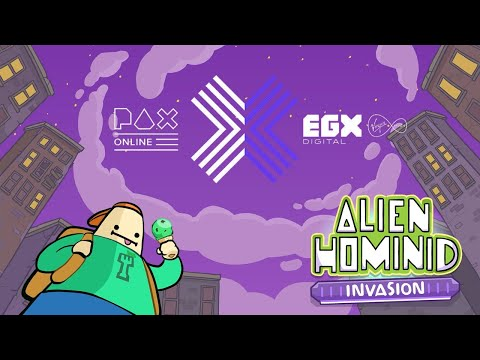 Alien Hominid Invasion: PAX Online + EGX Digital Demo