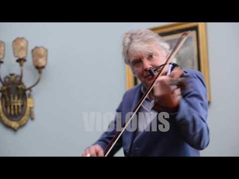 "GRAPPELLI REUNION - ""Minor swing"" chez Stéphane Grappelli avec Didier Lockwood & co."