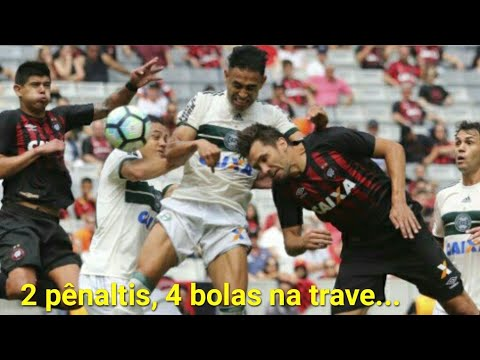 Atlético-PR 1x1 Coritiba - Gols e Melhores momentos - Brasileirão, 10/09/2017