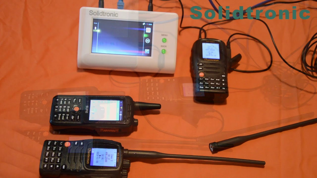 How To Setup A Real-PTT to 2-way Radio Interconnection System