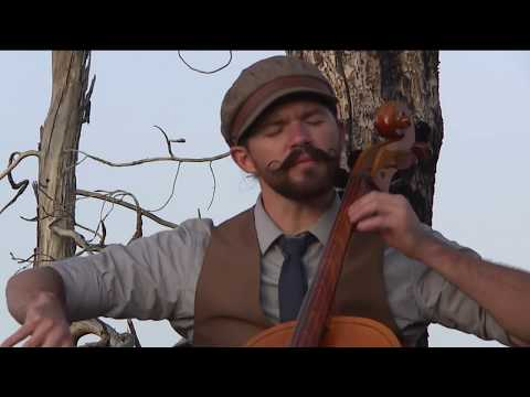 Mike McConnell - Meet the Colorado cellist who performs in trees