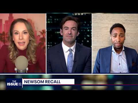 Far-left host of 'The Young Turks' says California is a 'wasteland' under Gov. Newsom, joins recall effort