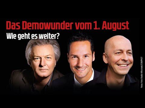 Oliver Janich, Jürgen Elsässer & Thorsten Schulte zum Wunder von Berlin / Morgen wichtiges Video!