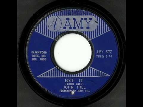 John Hill - Get It (Amy)