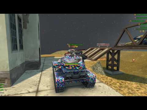 Tanki Online: If I Would Become an Admin? l Gold Boxes! (Space Silence)