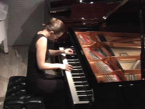 Anna Shelest plays Rachmaninoff Moment Musicau no.3