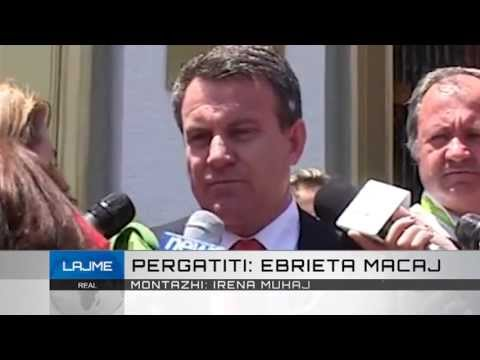 ARBEN MALAJ-  KOKEDHIMA 5 MUAJ PA DHENE RROGAT GAZETAREVE TE SHEKULLIT...REAL RTV 1)