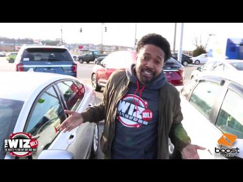 Win a  Ford Focus from The WIZ and Boost Mobile