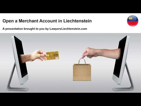 Open a Merchant Account in Liechtenstein