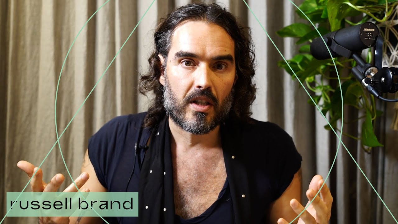 Is the pandemic being used to mask a wealth & power transfer? - Russell Brand