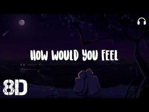 Ed Sheeran - How Would You Feel (8D Audio)
