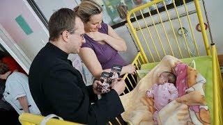 Światowy Dzień Chorego na oddziale dziecięcym w tarnowskim szpitalu - 09.02.2018