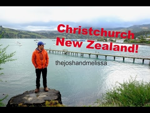 Traveling to Christchurch NEW ZEALAND! (Part one)