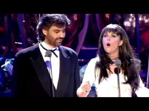 Andrea Bocelli Ft Sarah Brightman - Por Ti Volaré