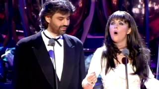 Video Andrea Bocelli Ft Sarah Brightman - Por Ti Volaré download MP3, 3GP, MP4, WEBM, AVI, FLV Juli 2018