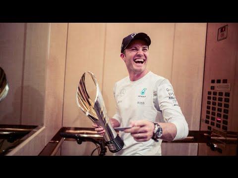 Nico Rosberg: Best of Singapore GP 2016