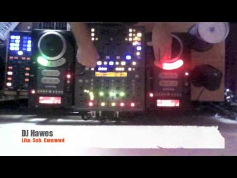 DJ Hawes Electro House December Xmas mix