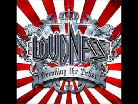 LOUDNESS [BREAKING THE TABOO] BREAKING THE TABOO