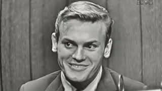 CLASSIC WHAT'S MY LINE with mystery guest TAB HUNTER