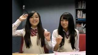 ゲスト 木﨑ゆりあ ・・・あんにゃとゆりあの、おバカ対決 ^^; 石田...