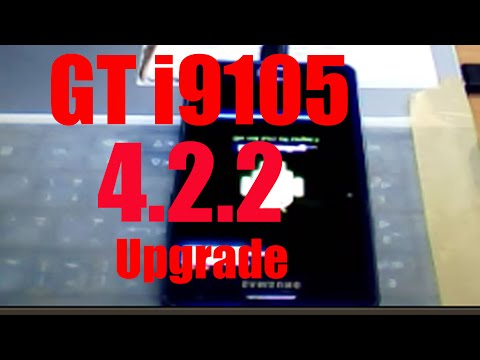 How to upgrade samsung galaxy s2plus to 4.1.2 to android 4.2.2 jellyean