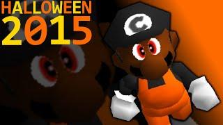 SPOOKY.z64 [SM64 Halloween Hack]