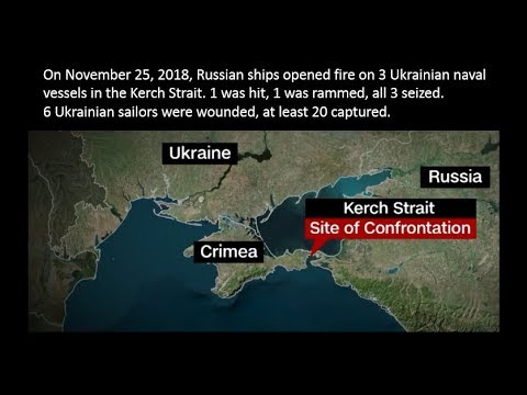 Russia Opened Fire
