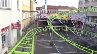Mělnické vinobraní 2018- ATRAKCE SPEED OF LIFE ZA JÍZDY / ATTRACTION SPEED OF LIFE ON-RIDE