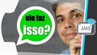 NÃO SABIA QUE O WhatsApp FAZIA ISSO!