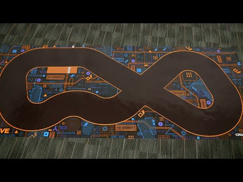 how to clean anki drive track