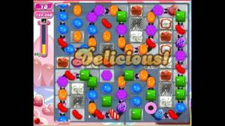 Candy crush saga level 1497 No booster 3 stars