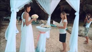 Идеальная свадьба моей мечты, трогательно до слез!