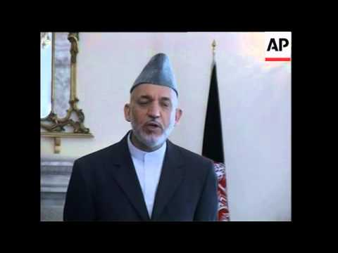 Afghanistan - 40 Killed in Embassy Attack / Suicide Bomb on US Camp / Karzai Accuses Pakistan of Att