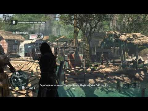 Assassin's Creed IV - Templar Hunt - 1 of 4 - Opia Apito