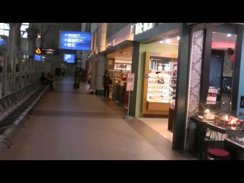 Kota Kinabalu International Airport, Malaysia: Arrival, Public And Transit Areas