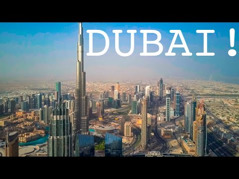 Downtown Dubai by Drone 4K 🚁
